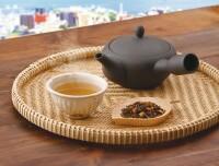 ニュース画像:ソラシドエア、九州産お茶ティーバックを機内でプレゼント