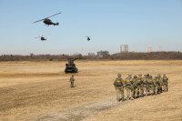 第1空挺団、1月13日・14日に令和3年降下訓練始め行事の画像