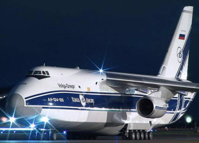 ニュース画像 1枚目:ヴォルガ・ドニエプル航空、An-124-100