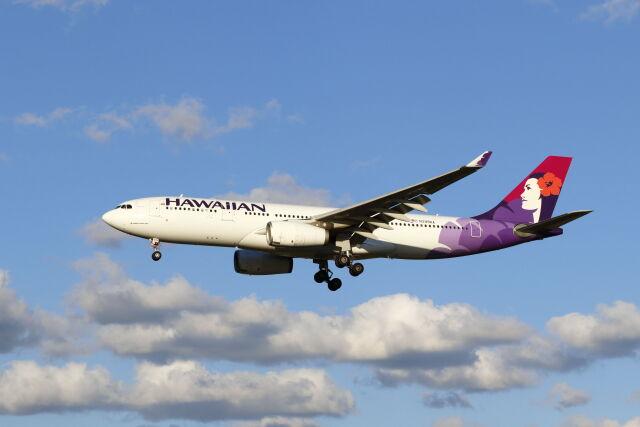 ニュース画像 1枚目:ハワイアン航空 イメージ(mocohide☆さん撮影)