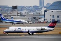 ニュース画像 2枚目:リージョナル航空会社協議会を設立したアイベックスエアラインズとANAウイングス (kumamikeさん撮影)