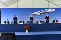 ニュース画像:ライアンエア、737 MAXを75機追加発注 計210機に