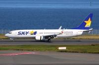 ニュース画像:スカイマーク、6路線で計62便を減便 12月12日~22日