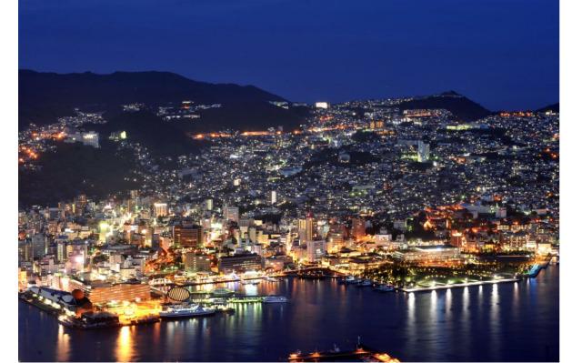 ニュース画像 1枚目:長崎の夜景 イメージ