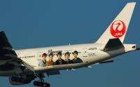 ニュース画像 8枚目:「嵐ジェット 2012」 JA8979  ボーイング777-200型機  (SGR RTさん撮影)