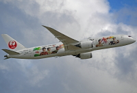 ニュース画像 12枚目:「嵐ジェット ハワイ『ARASHI HAWAII JET』」 JA873J  ボーイング787-9型機  (Souma2005さん撮影)
