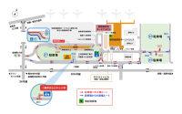 ニュース画像:熊本空港、見送りに便利な「降車専用レーン」オープン