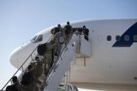 ニュース画像 2枚目:前方展開にあわせ隊員たちもグアムへ移動