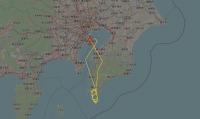 ニュース画像:777で運航のJAL921便、離陸直後に羽田引き返し
