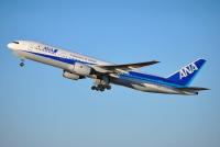 ニュース画像:JAレジ、11月まとめ ANAの777 退役進む