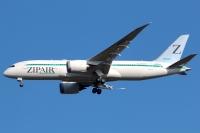 ニュース画像:ZIPAIR、1月9日から成田発バンコク行き旅客便を運航