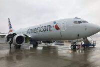 ニュース画像:アメリカン航空、737 MAX 8受領 運航停止解除後は初