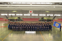 ニュース画像 3枚目:第301飛行隊新編記念行事 記念撮影