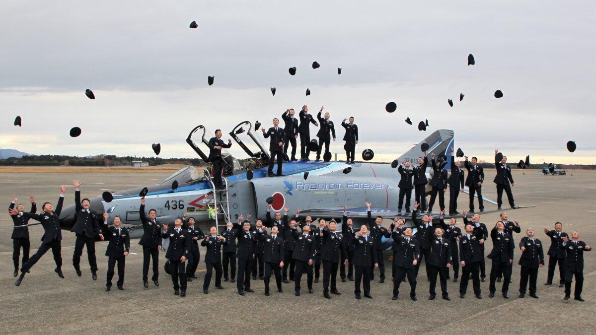 ニュース画像 1枚目:運用を終えた301飛行隊 F-4EJ改ファントム