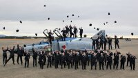 F-4ファントム、半世紀の歴史に幕 臨時飛行隊から17,667日の画像