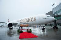 ニュース画像:エミレーツ、150機目の777を導入 1日で777を3機、A380を1機受領