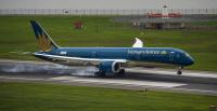 ニュース画像:ベトナム航空、787-9で国際線の運航を開始 ロンドン線に投入