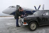 ニュース画像 6枚目:初飛行したIL-114-300