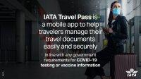 ニュース画像:IATA、アプリ「トラベルパス」概要を公表 自由な旅行再開へ一歩