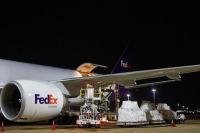 ニュース画像:フェデックス、新型コロナウイルス・ワクチンを全米で輸送