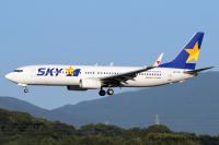 ニュース画像:スカイマーク、長崎/神戸・羽田線で就航10周年 搭乗者数302万人