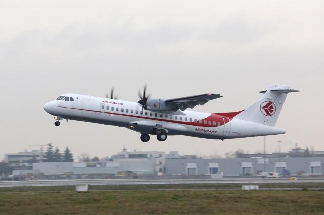 ニュース画像 1枚目:アルジェリア航空 ATR 72-600 「7T-VUT」