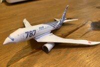 冬休みに楽しむ「紙飛行機 工作キット」ANAホヌやブルーインパルスもの画像