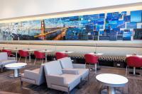 ニュース画像:デルタ航空、サンフランシスコ国際空港のスカイ・クラブをリニューアル