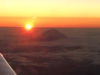 ニュース画像:2021年「初日の出フライト」まとめ、A380が初登場!