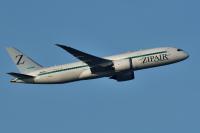 ニュース画像:ZIPAIR、成田/ホノルル線を運航開始 JALと貨物コードシェアも