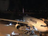 ニュース画像 2枚目:関西空港を出発するハワイアン航空のA330-200