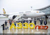 ニュース画像:ウガンダ・エアラインズ、初のA330-800を受領