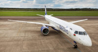 ニュース画像:ベラヴィア航空、初のE195-E2を受領
