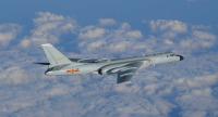 ニュース画像:中国とロシア爆撃機、東シナ海と日本海で共同訓練 F-15が緊急発進