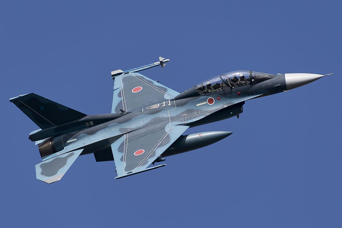 ニュース画像 1枚目:百里基地を離陸する戦闘機 イメージ (Flankerさん撮影)