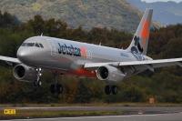 ニュース画像:ジェットスター、1月の減便率49%に拡大