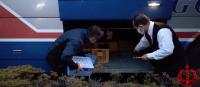 ニュース画像:ANA、鹿児島の水産品輸送に「空港連絡バス」活用 輸送時間を短縮