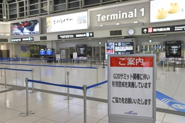 ニュース画像 1枚目:中部国際空港 旅客ターミナル
