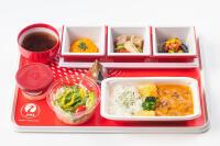 ニュース画像 3枚目:trico2周年記念チャーターフライトの機内食 本岡シェフ監修「タイ風ビーフカレー」
