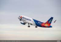 ニュース画像:エアカラン、A320neoを受領 機材更新大詰め