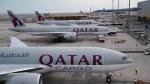 ニュース画像 4枚目:カタール航空 777F