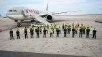 ニュース画像 6枚目:カタール航空 777F