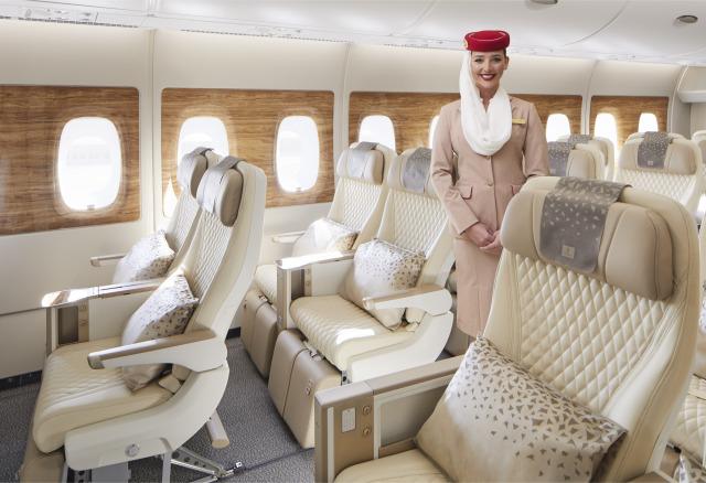 ニュース画像 1枚目:エミレーツ航空、新プレミアムエコノミー