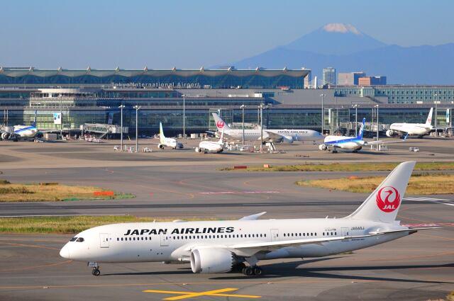 ニュース画像 1枚目:羽田空港 イメージ (シグナス021さん撮影)