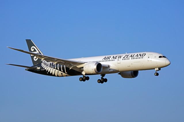 ニュース画像 1枚目:ニュージーランド航空イメージ(ちゃぽんさん撮影)