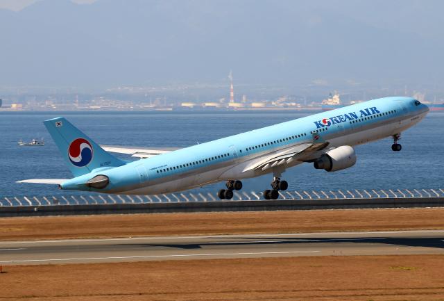 ニュース画像 1枚目:大韓航空イメージ(なごやんさん撮影)