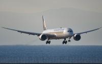 セントレア、シンガポール航空の写真投稿キャンペーン 運航再開記念の画像