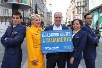 ニュース画像:ライアンエア、2016年夏にロンドン発着で150路線を運航へ