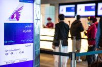 カタール航空とサウディア、国交回復受け直行便を再開の画像