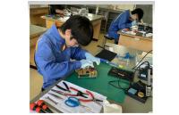 ニュース画像:中日本航空専門学校、「技能検定」に向け合同練習を実施